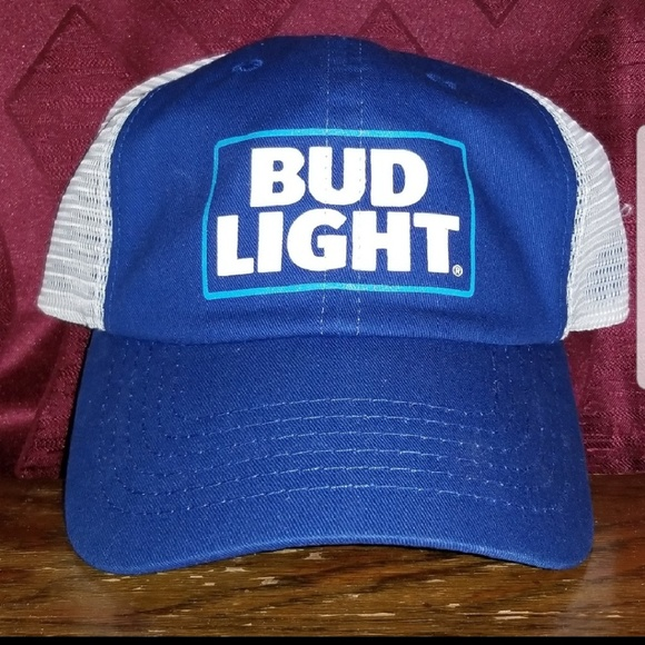 3afb0779 Bud light Hat. M_5bb776b9194dade1859f081e. Other Accessories ...